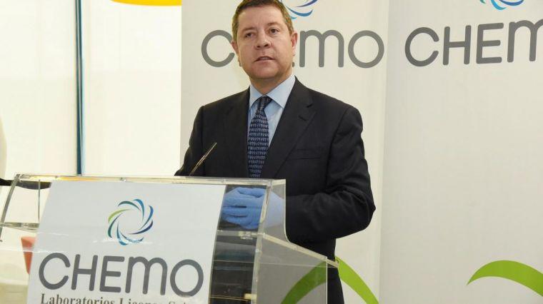 García-Page anuncia el reparto de cinco mascarillas quirúrgicas por cada hogar de Castilla-La Mancha como medida complementaria en la lucha contra el coronavirus