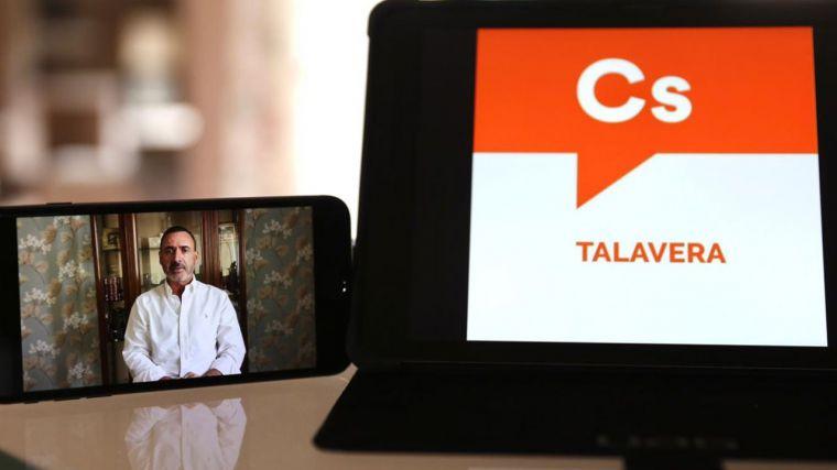 Cs Talavera propone entregar kits de protección sanitarios a la población sacrificando partidas destinadas a las ferias