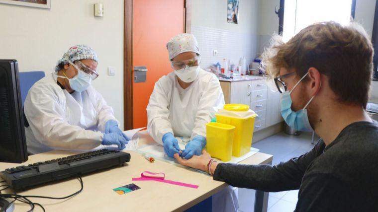 Más de 6.700 castellano-manchegos, seleccionados para el Estudio Nacional de Sero-prevalencia por Covid