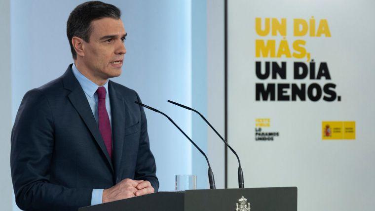 Claves de la semana: El autoaislamiento de Sánchez, la desescalada social, la escalada verbal y el hundimiento de la economía