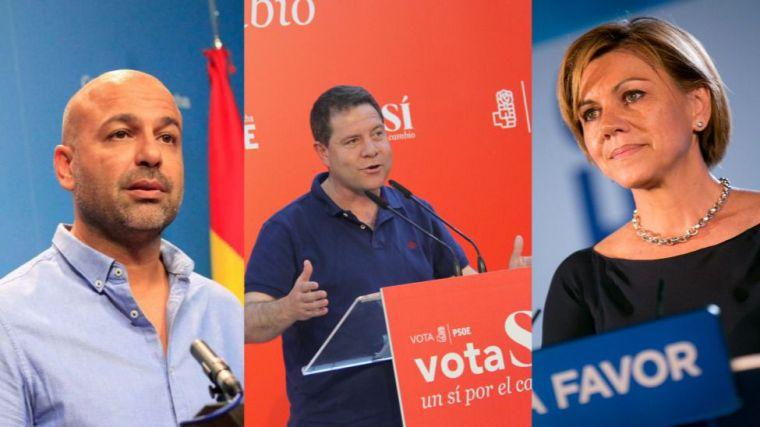 PP Y PODEMOS TENDRÁN SUS CONGRESOS REGIONALES ANTES DEL VERANO, EL PSOE EN OTOÑO