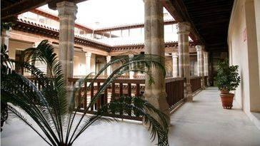 Antigua Casa de la Moneda, sede del Consejo Consultivo de CLM