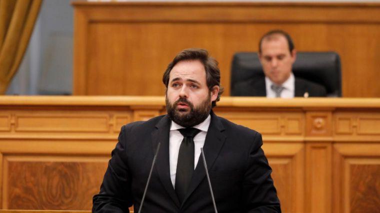 """Núñez: """"No puede haber pacto en Castilla-La Mancha sin la participación de la sociedad civil al completo"""""""