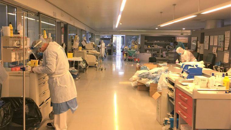 Parte 13 de mayo: Castilla-La Mancha supera las 6.200 altas epidemiológicas y el número de hospitalizados por COVID-19 disminuye hasta 460