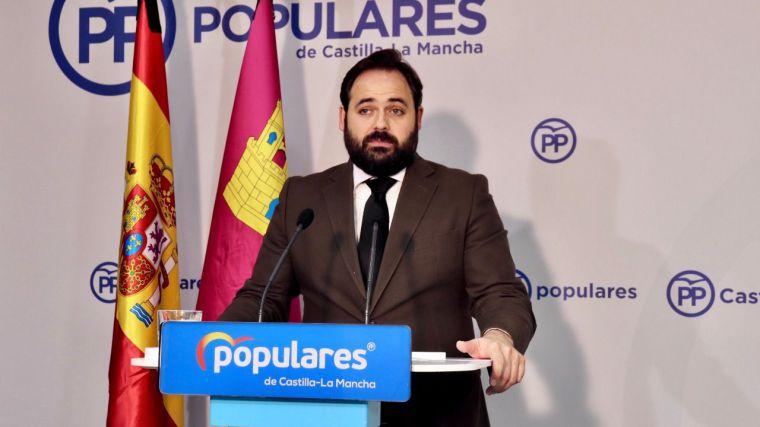 Núñez (PP) condiciona cualquier acuerdo con el Gobierno de Page a un refuerzo para garantizar la Sanidad en la región