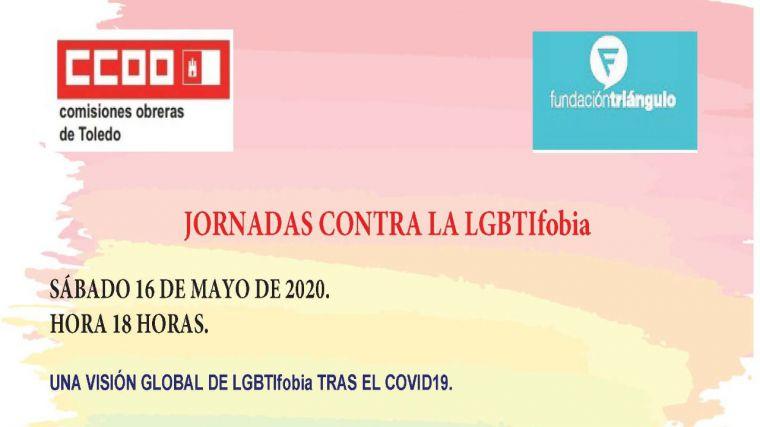 CCOO-Toledo y Fundación Triángulo desarrollan diferentes actividades con motivo del Día internacional contra la LGBTIfobia