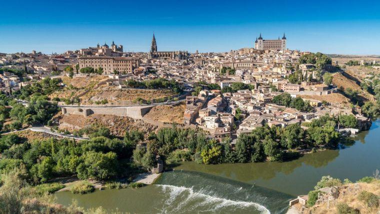Toledo y Guadalajara reducen un 70 % la concentración de dióxido de nitrógeno en el aire durante el confinamiento