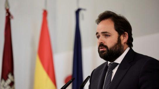 """Núñez propone un acuerdo de reconstrucción de CLM con """"todo el dinero que sea necesario"""""""