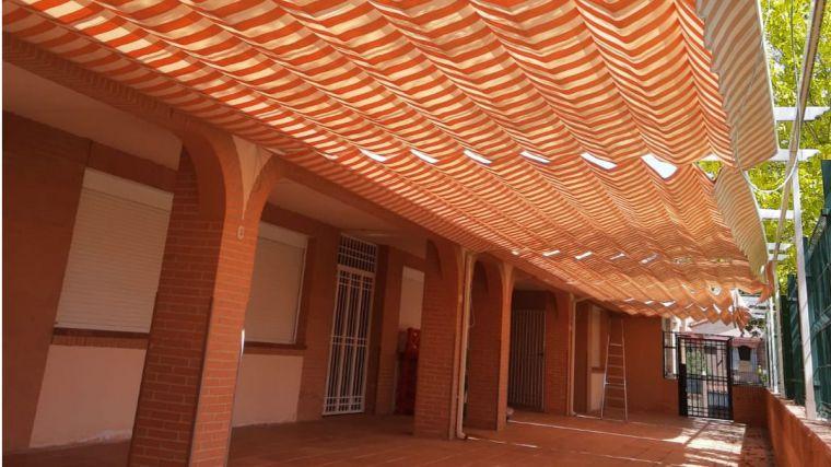 El Ayuntamiento de Carranque realiza obras de reparación y mantenimiento en la Escuela Infantil Municipal