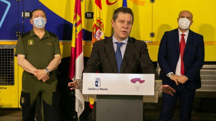 """García-Page urge a la reconstrucción del diálogo social porque """"España necesita grandes acuerdos"""" y """"no caben medidas unilaterales"""""""