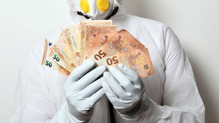 Tan sólo en marzo, el gobierno regional gastó 100 millones de euros en medicamentos y material sanitario
