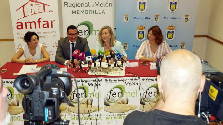 La Covid provoca la suspensión de la Feria del Melón de Membrilla