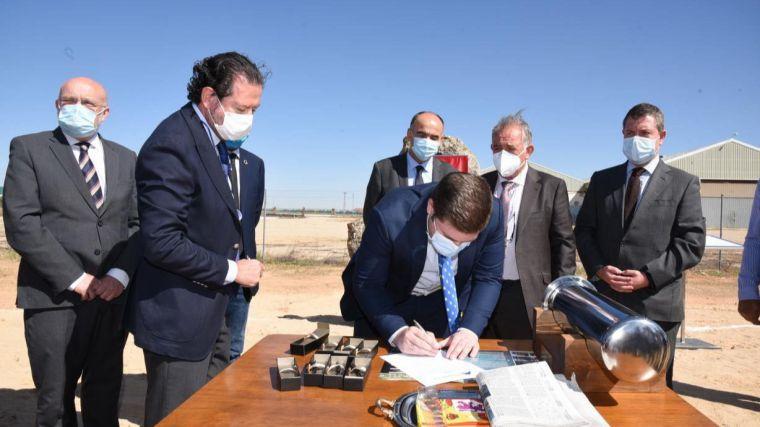 El Gobierno de Castilla-La Mancha impulsa el crecimiento empresarial a través de la ampliación del suelo industrial