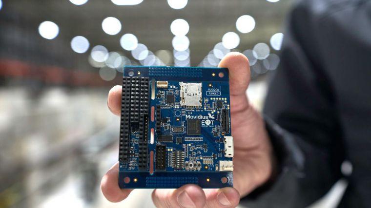 La plataforma de visión móvil diseñada por el proyecto 'Eyes of Things' de la UCLM viaja al espacio a bordo del cohete Vega