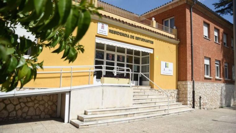 La Diputación de Guadalajara convoca 94 plazas de estancia para el próximo curso en su Residencia de Estudiantes