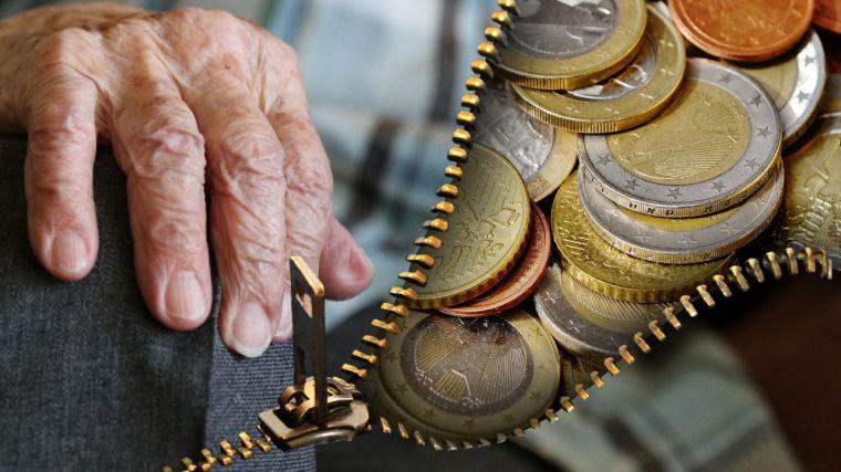 El número de pensiones en CLM vuelve a bajar en junio y la nómina asciende a 347,84 millones