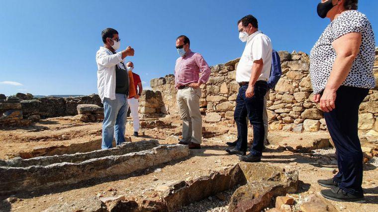 """Bellido anima a practicar """"un turismo seguro, familiar y personalizado"""" por el territorio de Castilla-La Mancha"""