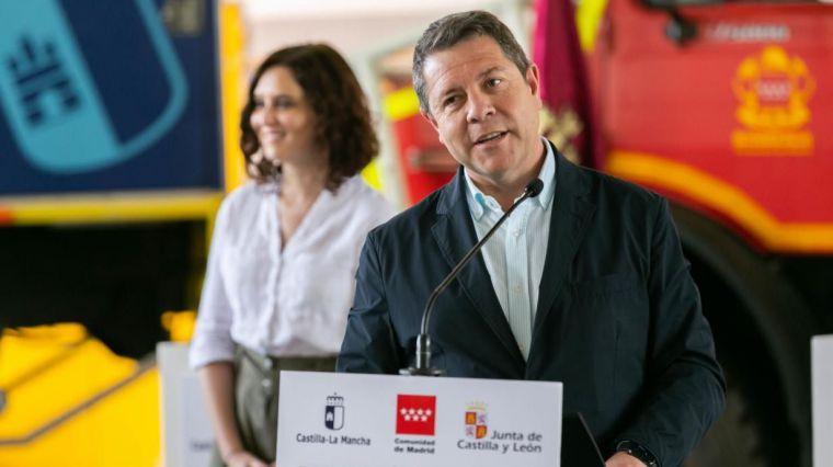 García-Page anuncia que hoy comienza la resolución favorable de las 44.000 ayudas para autónomos impulsadas desde el Gobierno regional