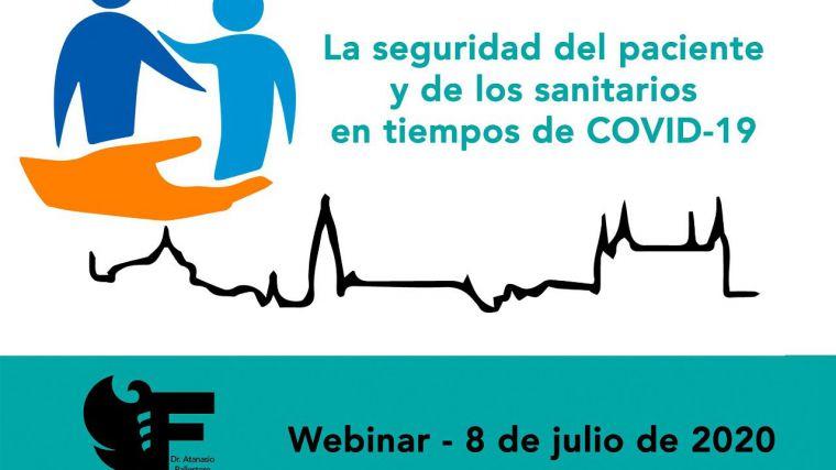 """El COMT programa para el próximo 8 de julio un webinario sobre """"La seguridad del paciente y de los sanitarios en tiempos de COVID-19"""""""