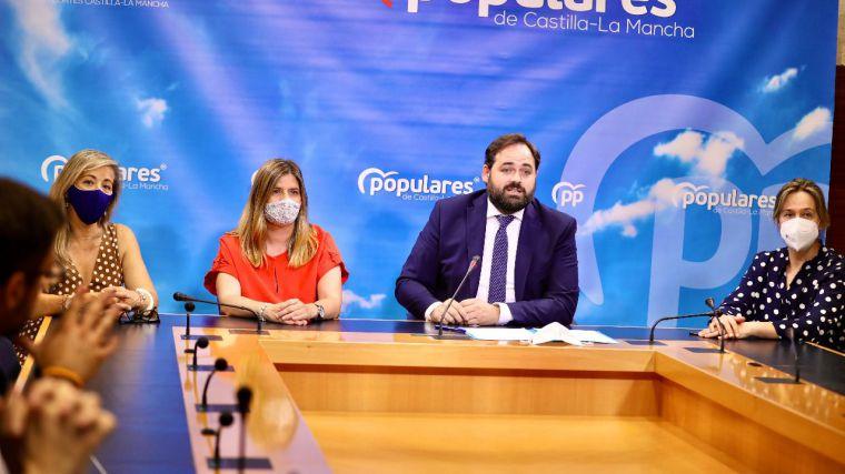 Núñez confía en que el PSOE de vía libre a la Comisión de Estudio sobre el Covid 19