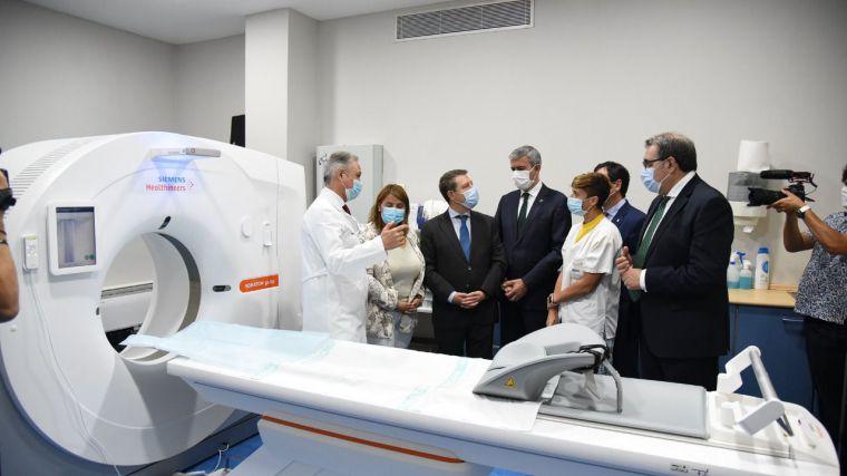Nuestra Señora del Prado de Talavera ha reforzado su capacidad de hospitalización en un 30% este verano