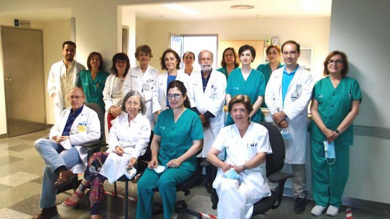 La Unidad de Asma Grave integrada en el servicio de Alergología de Ciudad Real, acreditada por la Sociedad Española de la especialidad