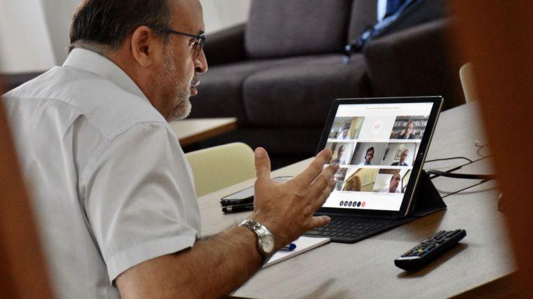 Castilla-La Mancha, Castilla y León y Aragón trasladan sus reivindicaciones a la Comisión Europea
