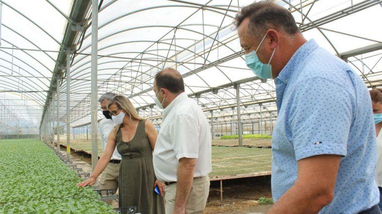Merino defiende una PAC fuerte, sin recortes y cuya prioridad sea la producción de alimentos