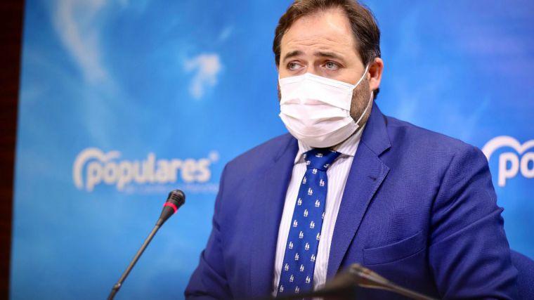 Núñez reitera su voluntad de acuerdo a Page y le pide unir fuerzas para garantizar un reparto de fondos europeos beneficioso para Castilla-La Mancha