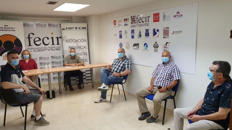 La Asociación Provincial de Taxistas de Ciudad Real entregará los Premios Quijotaxi el 7 de agosto