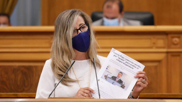 Merino reprocha a Page que no haya estado a la altura de lo que le han exigido los Colegios Profesionales durante la pandemia a los que ha respondido con ataques e insultos