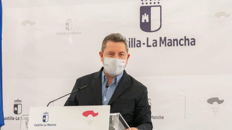 García-Page señala el Pacto por la Recuperación de Castilla-La Mancha como el foro adecuado para que el PP colabore frente a la pandemia