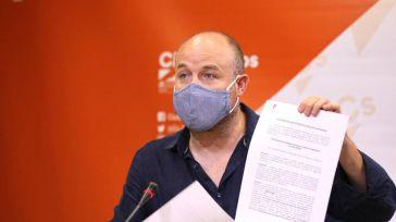 Ciudadanos denuncia 'la incoherencia de PP y PSOE frente al problema de la ocupación'