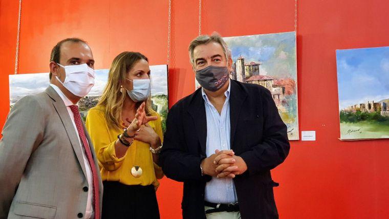 """El presidente de las Cortes regionales llama a """"apoyarse en la cultura como catalizador de nuevas oportunidades"""""""