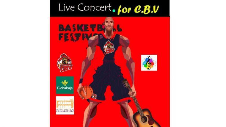 El Club Baloncesto Villarrobledo organiza un concierto para recaudar fondos