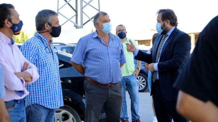 Núñez pide al gobierno que trabaje intensamente para garantizar precios justos en el campo