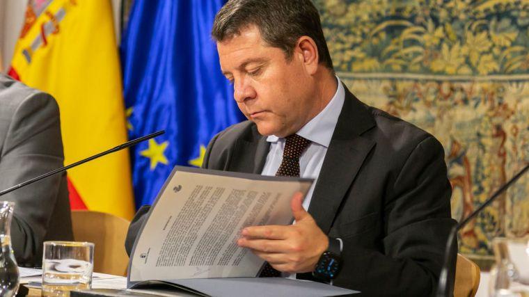 García-Page firma el protocolo para impulsar el desarrollo de nuevo suelo industrial en Puertollano
