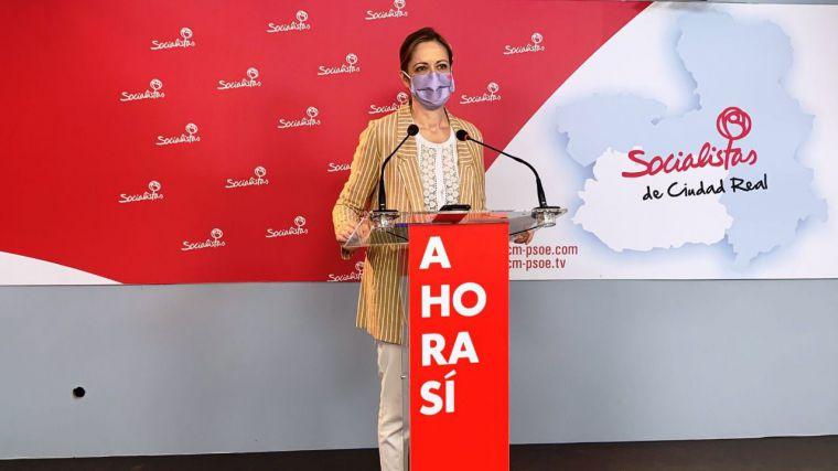 """Maestre insta a Núñez a decir """"hoy mismo"""" que Cospedal """"ya no forma parte ni de la presidencia de honor ni del PP"""""""