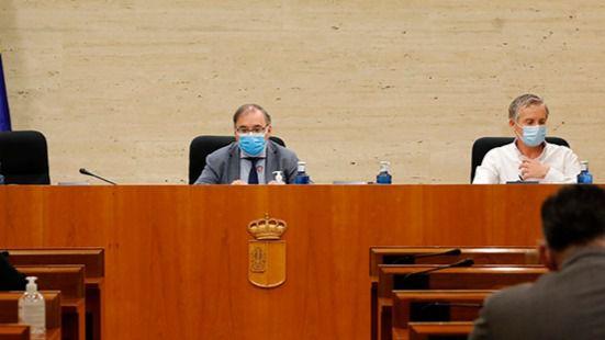 Echa a andar la comisión sobre el Covid en CLM, con más de 180 testimonios para sacar conclusiones de lo ocurrido y corregir deficiencias