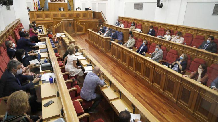 Apoyo unánime a la línea de tren de Sigüenza y a la candidatura de Cuenca como sede del Centro de Estudios Penitenciarios