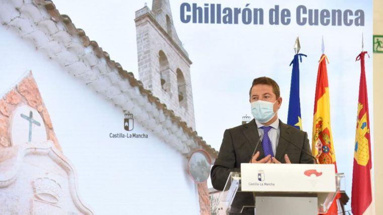 """García-Page anuncia un """"combate decidido, programado y sistematizado"""" contra la ocupación ilegal de viviendas y las """"enormes mafias"""" que la sustentan"""