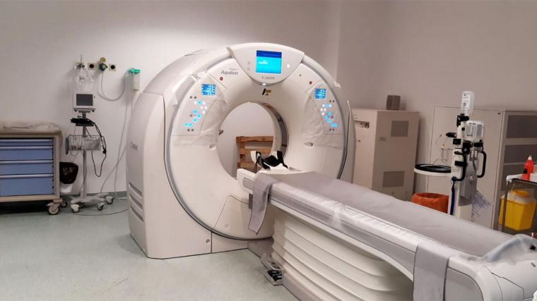 El Gobierno de Castilla-La Mancha refuerza el área de diagnóstico por imagen del Hospital General Universitario de Ciudad Real