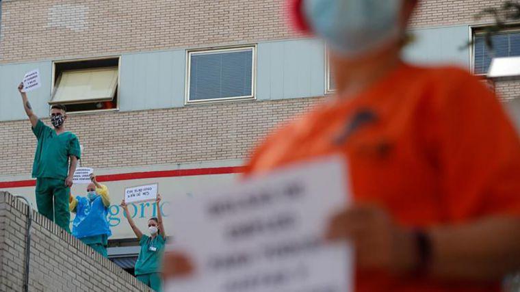 SATSE y CESM rechazan recortes salariales para los profesionales sanitarios