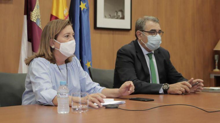 El Gobierno regional señala que la incidencia del COVID-19 en los centros educativos de Castilla-La Mancha se corresponde con la que se está dando en otras Comunidades