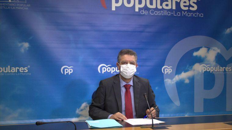 Moreno denuncia que Castilla-La Mancha es la segunda región de toda España que menos PCR realiza en relación al número de contagios y la quinta a la cola según su población