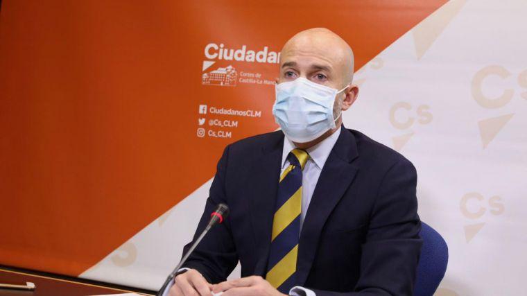 Cs lleva a las Cortes regionales la propuesta de reforma del Poder Judicial de PSOE y Podemos