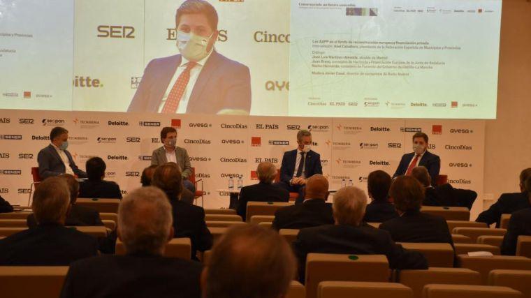 La Junta apuesta por un modelo de inversión que genere riqueza a largo plazo a través de la gestión ágil de los fondos europeos