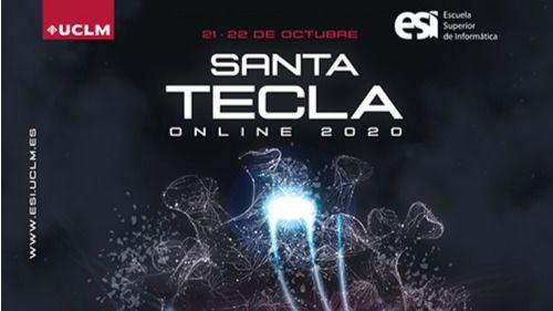 La Escuela Superior de Informática de Ciudad Real celebra Santa Tecla con un programa cien por cien en línea
