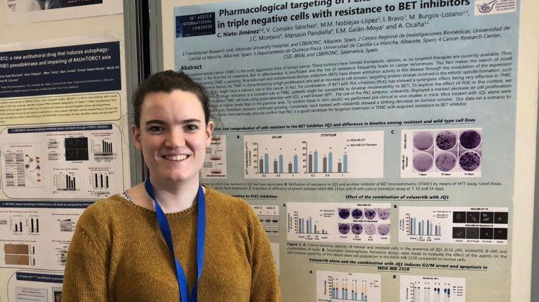 La UCLM lidera un estudio que propone un nuevo tratamiento para pacientes de cáncer de mama que presenten resistencias