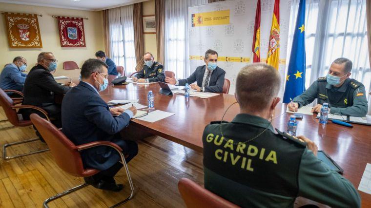 Activado el Centro de Coordinación Regional para establecer los dispositivos que garanticen el cumplimiento de las restricciones del nuevo estado de alarma
